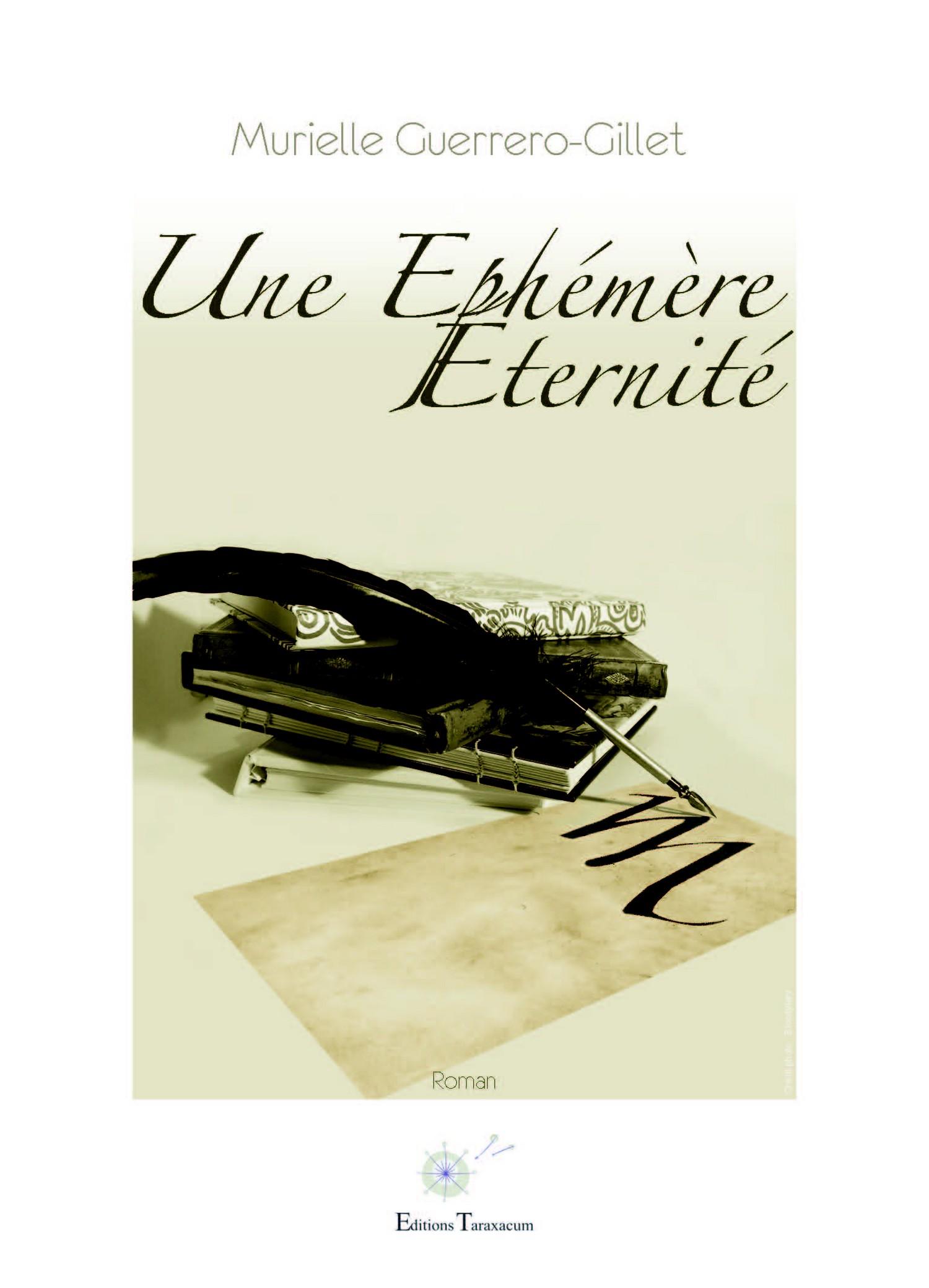 Couverture Ephémère Eternité